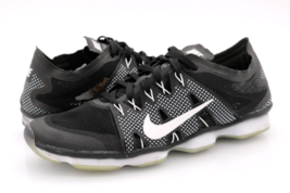 Nike Womens 7.5 Black White Air Zoom Fit Agility 2 Running Shoes EUR 38.5 - $44.99