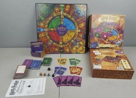 2002 Mattel Harry Potter and the Sorcerer's Stone Trivia Board Game see ... - $10.05