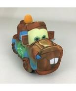 "Disney Pixar Cars Tow Mater Plush Stuffed Toy 7"" Tow Truck 2005 Mattel - $15.79"