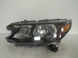 2012 2013 2014 HONDA CR-V LH DRIVER HEADLIGHT OEM C95L - $145.50