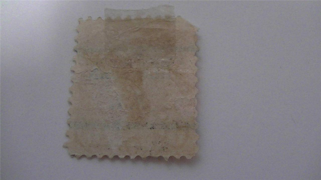 Garfield Red Orange Vintage USA Used 6 Cent Stamp