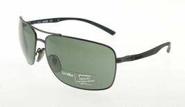 ZERORH+ Formula Gunmetal / Green Sunglasses RH765-01 Carl Zeiss - $97.51