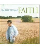 Faith by Jim Brickman Cd - $10.50