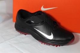 Nike TW'17 Tiger Woods Men's Golf Shoes, BLACK/METALLIC Silver, 880955 001 - $96.00