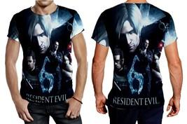Resident Evil 6 Cover Tee Men - $21.80