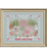 Christmas Stitch-A-Long Border & Text cross stitch chart Tiny Modernist  - $7.50