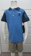 Tommy Hilfiger Kinder Jungen set Shirt & Shorts Gr.104 (4 Jahre ) Versan... - $44.07