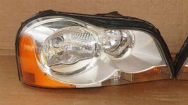 03-06 Volvo XC90 Xenon HID Headlight Head Lights Matching Set L&R - POLISHED image 3