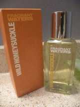 Wild Honeysuckle Fragrant Waters Spray Huge Bottle with Box FULL - $45.00