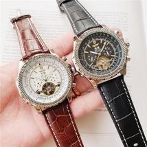 2020 Breitling Luxury Brand Mechanical Wristwatch Mens Watches Quartz Watch with - $102.58