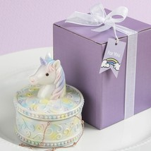 Delightful Unicorn design jewelry / gift box from fashioncraft  - $8.99