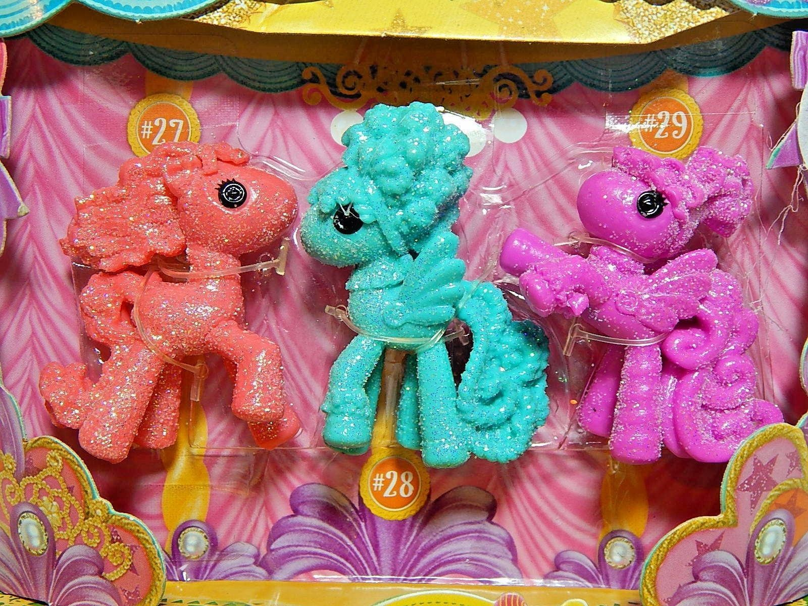 Lalaloopsy Ponies - Carousel 9 (3 Pack) and 27 similar items
