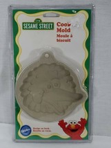 NOS Vintage Wilton Cookie Mold sesame Street big bird  1998 (bt) - $19.80