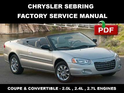 2001 2006 chrysler sebring convertible and 50 similar items rh bonanza com