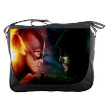 Messenger Bag The Flash And Arrow Superheroes Marvel Movie For Video Ga... - $30.00
