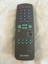 Oem Sharp GA447SA Tv Remote For GA447SA 27SF56B 32SF560 G1626SA GA035SA Fast Ship - $8.39