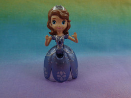 Disney Miniature Sofia the First Doll Bends at Waist - $2.92