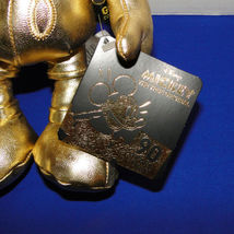 Disney Mickey Mouse 90th Anniversary Gold Plush Small image 5