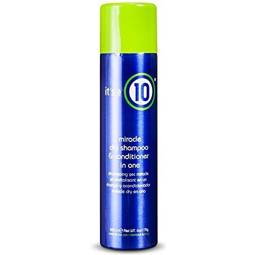 it's a 10 Miracle Dry Shampoo & Conditioner in One, 6 oz (Pack of 2)