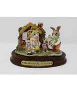 The Heritage Mint Little Nook Village #LN-05 The Morning Post By Leonard... - $14.99