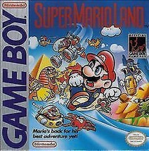 Super Mario Land (Nintendo Game Boy, 1989) - $11.87