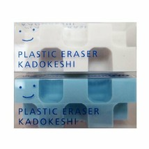 *Kokuyo eraser Kadokeshipuchi pencil for blue-white poppy -U750-1 - $6.57