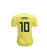 Colombia JAMES 10 home Soccer Jersey World Cup for 2018 new football shi... - $28.98