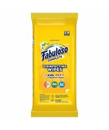Fabuloso Complete Travel Cleaning Wipes, Lemon Scent - 24 Ct. (Pack of 1) - $6.98