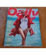 Daily Summer Front Row Hamptons model Frida Aasen; Fashion Isaac Mizrahi... - $19.52