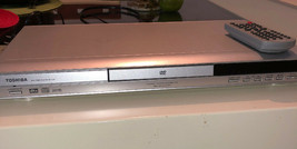 Toshiba SD-K741 DVD Player With Remote. No RCA Cables - $36.00