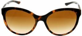 New Versace Sunglasses Women Oval Brown Havana VE4282 944/13 Fashion - $187.11