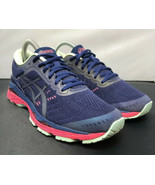 Asics Gel Kayano 24 Lite Show Shoes Sneakers Running Dance Womens Size 8.5  - $49.50
