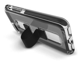 Bodyguardz Apple iPhone 6 6S 7 8 iPhone SlideVue Protective Case Smoke Black NEW image 3
