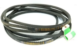 LOT OF 2 NEW GOODYEAR 5VX1600 MATCHMAKER V-BELTS COGGED 5/8 IN WIDTH 160IN O.D.