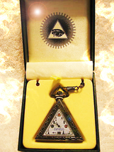 Haunted WATCH FREE W $100 MASON WATCH GIFT SCHOLAR HIGH MAGICK CASSIA4 - Freebie
