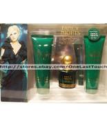 JESSICA SIMPSON* FANCY NIGHTS 3pc Set 1oz EDP Spray+3oz Lotion+Bath&Show... - $26.99