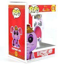 Funko Pop! Disney Aladdin Elephant Abu #478 Vinyl Action Figure IN STOCK NIB image 5