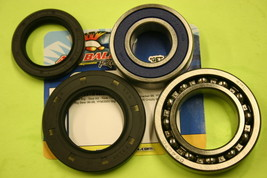 YAMAHA 96-99 YFM350U Big Bear 2x4 Rear Axle Bearing Kit / Wheel Bearing Kit - $34.41