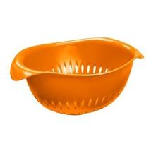 Preserve Small Colander, Orange