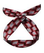 Boho Self Tie Twist Headband for Women Girls Vintage Chiffon Hair Band A... - $20.50
