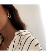Freshwater Pearl Hoop Earrings | Gold Filled Hoop Earrings - $48.00