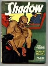 Shadow 1941 July 1-high grade- Street And SMITH-RARE Pulp Vf - $394.06