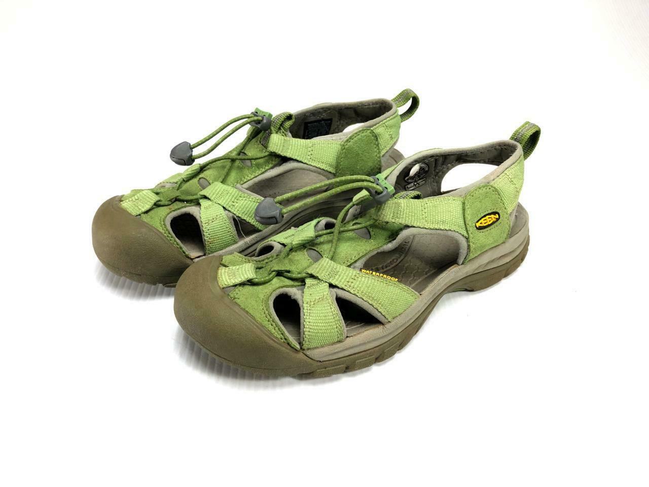Keen Venice H2 water sandals in green womens 8