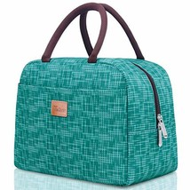 Lunch Bags for Women TianQin WY Insulated Lunch Tote bag Leak-proof lunch box Co - $13.96