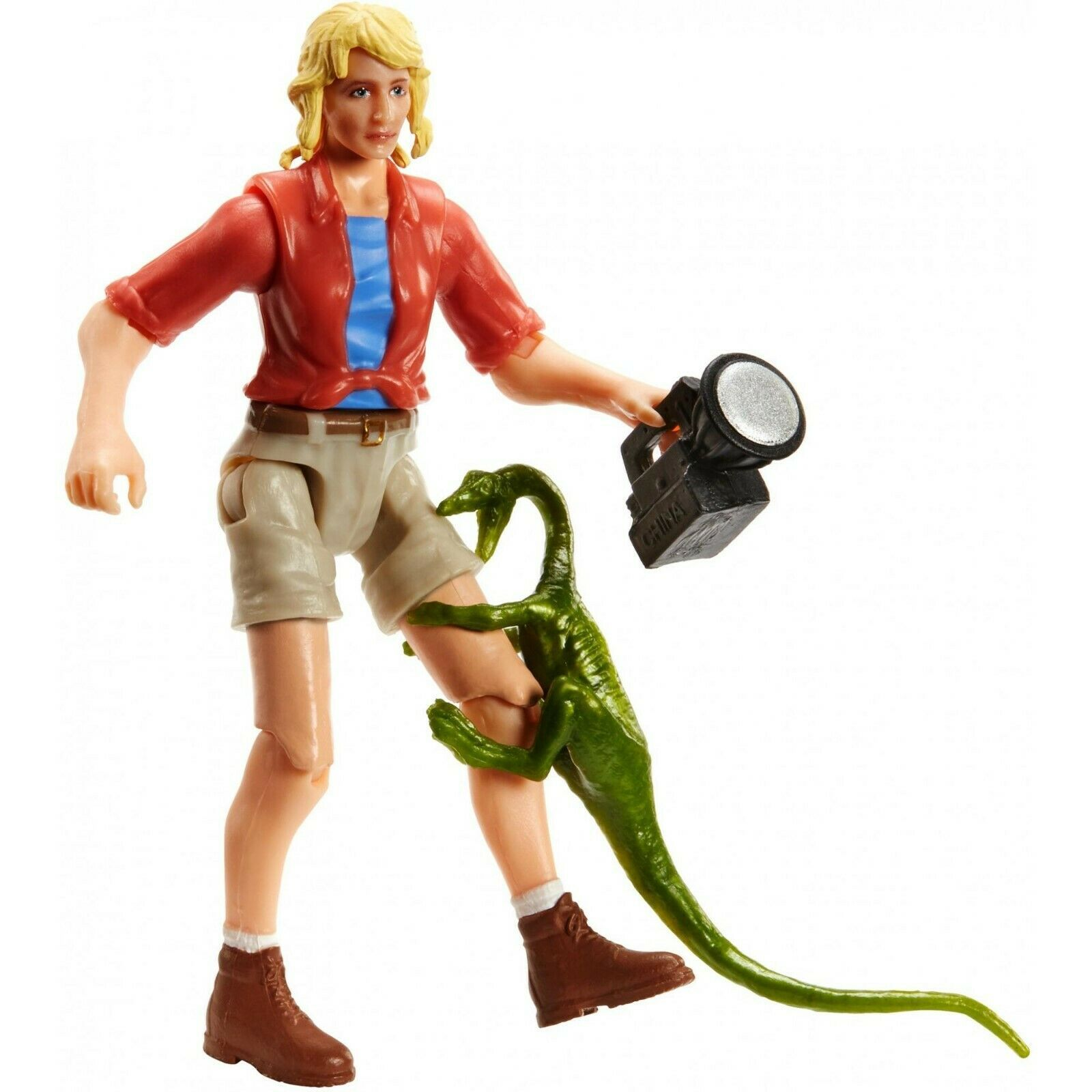 Jurassic World Dr. Ellie Sattler Figure Legacy Collection 2018 Mattel park