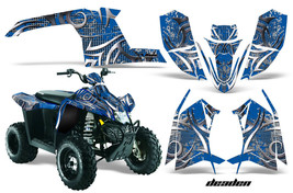 ATV Graphics Kit Decal Sticker Wrap For Polaris Scrambler 2010-2012 DEAD... - $168.25