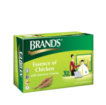 BRANDS Essence Of Chicken With American Ginseng 6 x2 (70g)-Enhance memory - $95.90