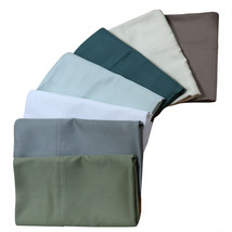 Super Silky Soft Pillowcases 100% Bamboo Viscose 600 Thread Count (Pair) - $50.00
