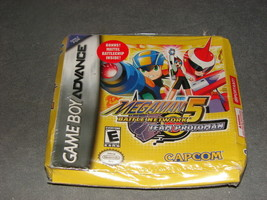 Nintendo Game Boy Advance: Mega Man Battle Network 5: Team Protoman [NEW... - $40.00