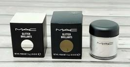 MAC Glitter Reflects Red 7.5g / .26oz NIB - $25.28